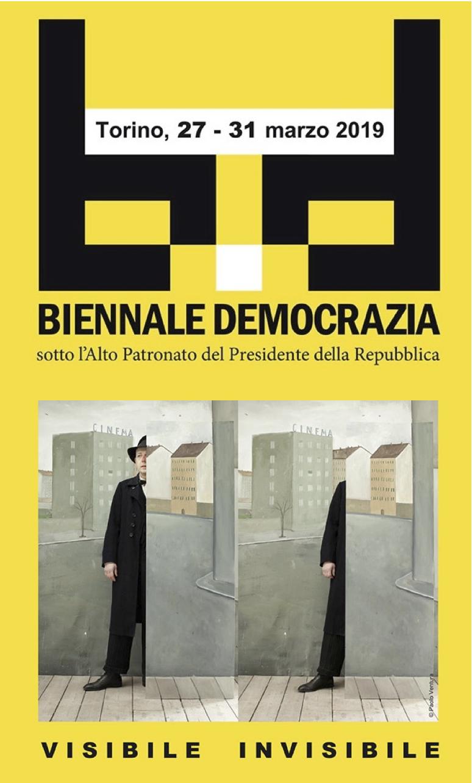 gruppo Ippolita alla Biennale della Democrazia di Torino