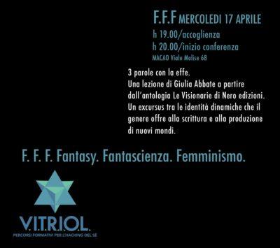 fantascienza femminista hacking del Sé