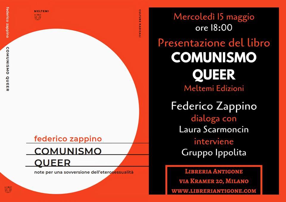 Ippolita presenta Comunismo Queer