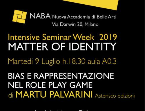 Martu Palvarini @Naba by Ippolita