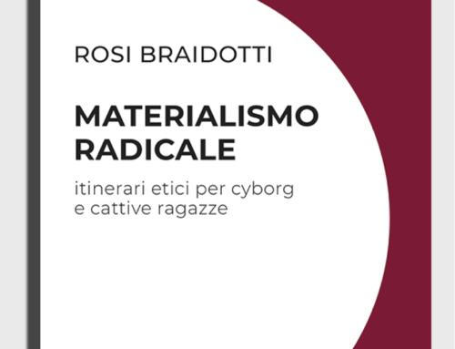 16 Novembre @Libreria Antigone Ippolita introduce e dialoga  con la curatrice Angela Balzano