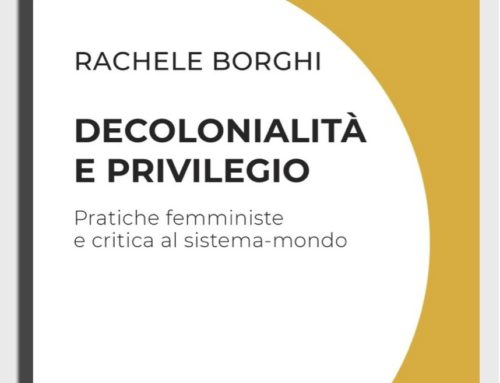 Sabato 15 FebbraioLibreria Antigone  Rahel Sereke  dialoga con Rachele Borghi(*)CultureRadicali