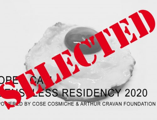 Il progetto  L'INDECIDIBILITÀ SI FA SPAZIO di Chthulu Lab e Ippolitaè stato selezionato da Cose Cosmiche per le  Residenze insensate del 2020