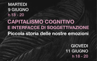 Capialismo Cognitivo e Tools di Autodifesa Digitale