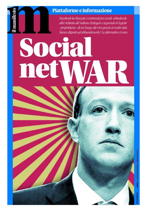 Social net war Mastodon non ci convince