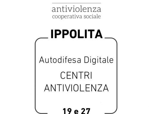 Autodifesa Digitale CENTRI ANTIVIOLENZA Novembre 2020