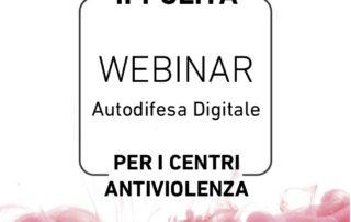 Autodifesa Digitale Centri antiviolenza